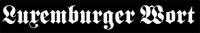 MEDIA PARTNER : LUXEMBURGER WORT           www.wort.lu